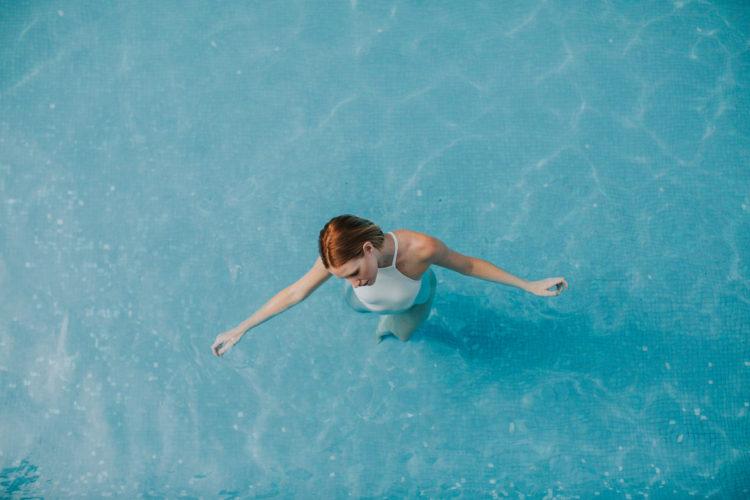 underwater editorial